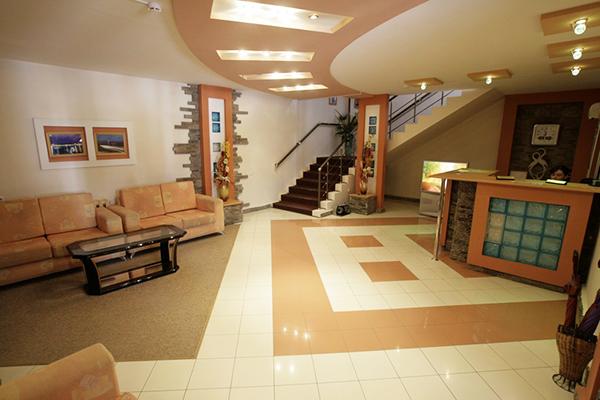 Мини-отель Кино,Холл