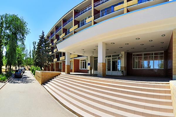 Отель Старт,Фасад