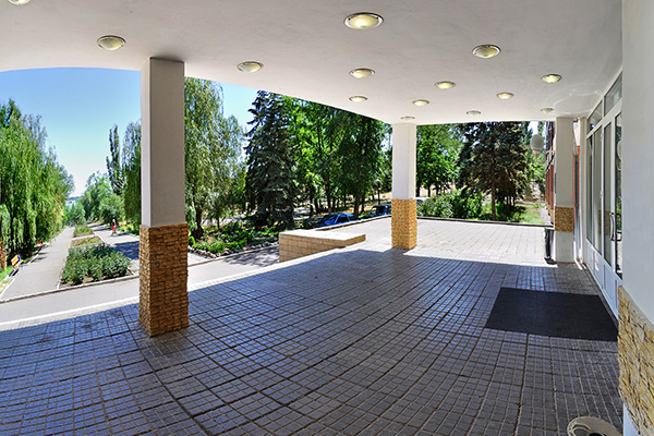 Отель Старт,Территория