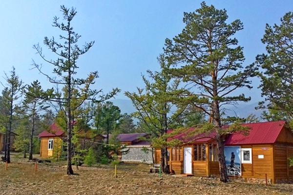 База отдыха Ольтрек,Байкальский коттедж № 1, 2, 3