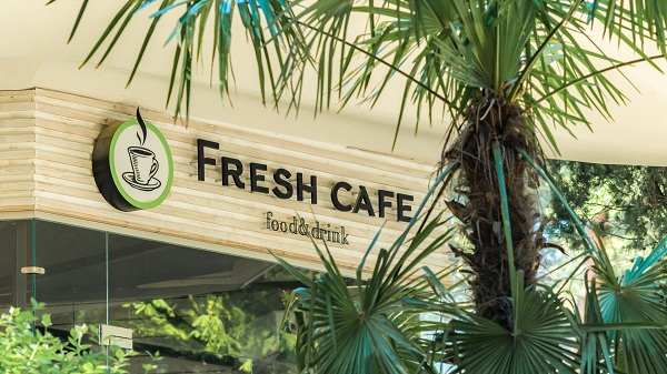 Парк-кафе Fresh cafe