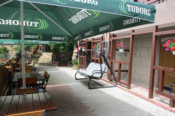 Отель Уют-2,Кафе