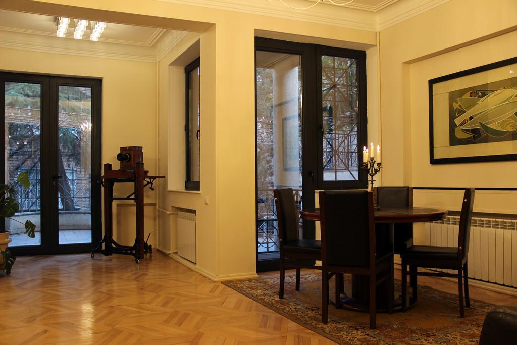 Отель Iliani,холл