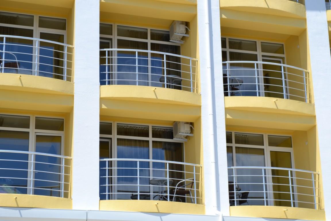 Гостиница Легенда ,Балконы