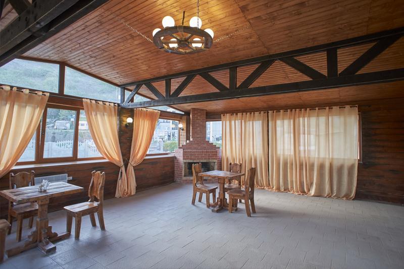Гостиница Легенда ,Кафе