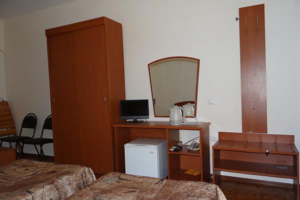 Отель Цветочная,2-местный стандарт