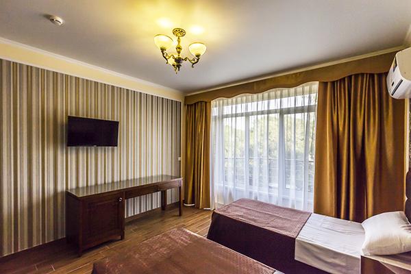Отель Марсель ,Номер