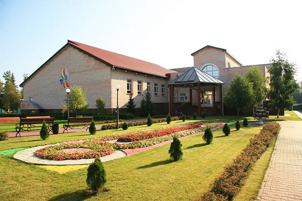 Пансионат Союз (Газпром),Спортивный комплекс