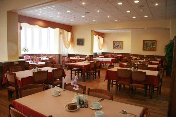 Пансионат Союз (Газпром),Ресторан