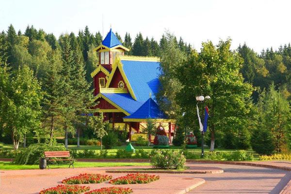 Пансионат Союз (Газпром),Бар Чайный Домик