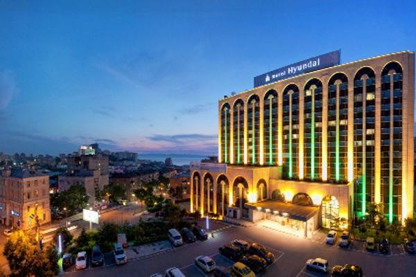 Отель Хендэ,Внешний вид отеля