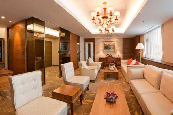 Отель Хендэ,Президентский