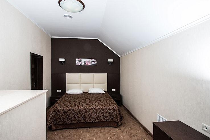 Апартаменты 2-местный с балконом