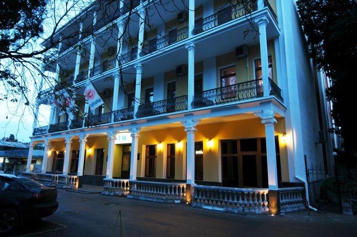 Гостиница Палас,Корпус