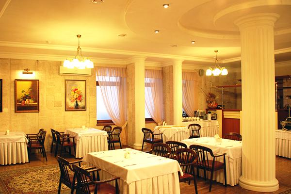 Гостиница Палас,Ресторан