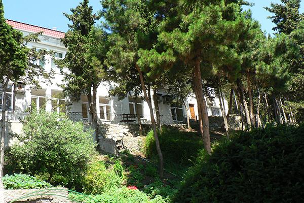 Гостиничный комплекс Юстас-Крым (ex. Вилла Марина),Корпус 2