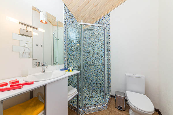 Junior Suite - ванная