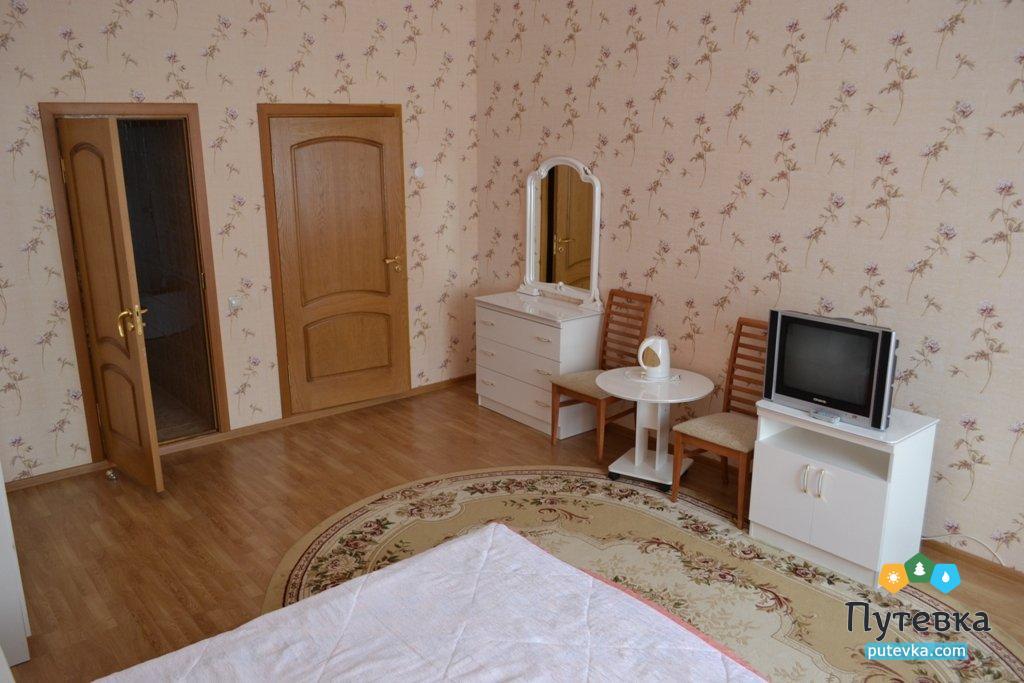 Фото номера Люкс 2-местный 2-комнатный, 19