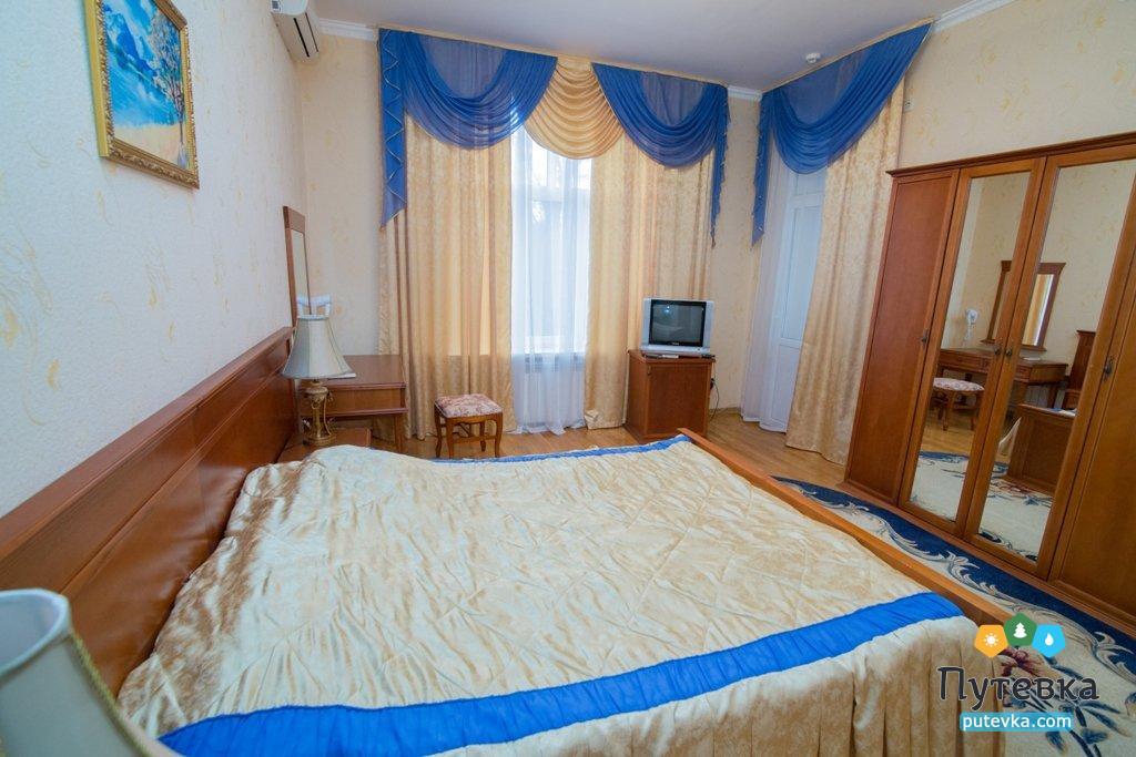 Фото номера Люкс 2-местный 2-комнатный, 9