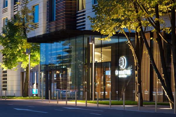 Отель DoubleTree by Hilton Moscow - Marina ,