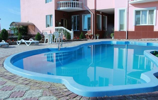 Вилла Классик,Открытый бассейн
