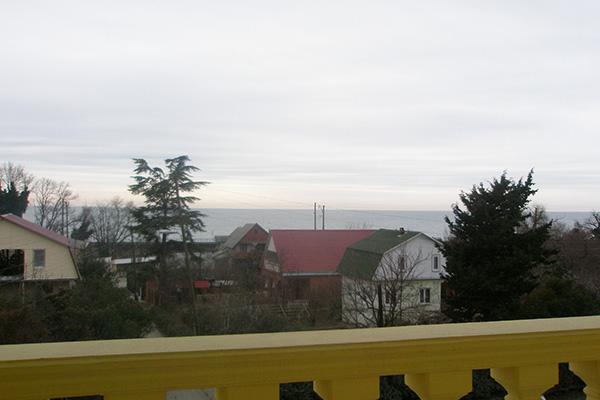 Отель Глобус,Вид с балкона