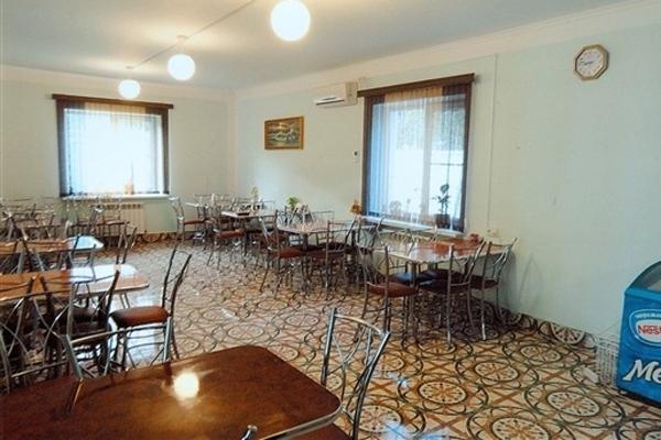 Гостиница Максим,Столовая