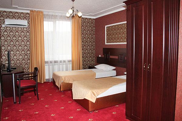 Гостиница Премьер,Стандарт улучшенный 2-местный