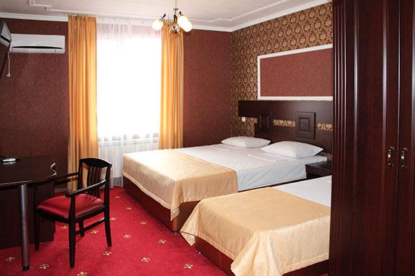 Гостиница Премьер,Стандарт улучшенный 3-местный