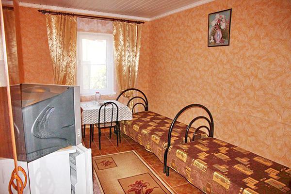 Гостиница Сокол,Стандарт 2-местный