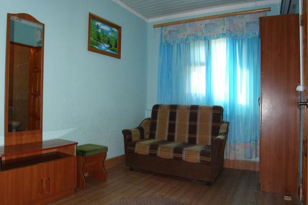 Гостиница Сокол,Люкс 3-местный 2-комнатный