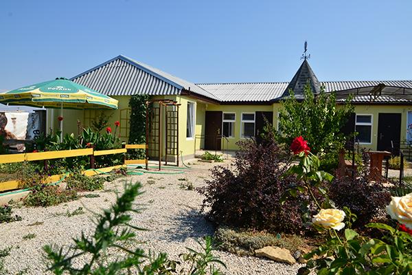Гостевой дом Бумеранг,Внешний вид