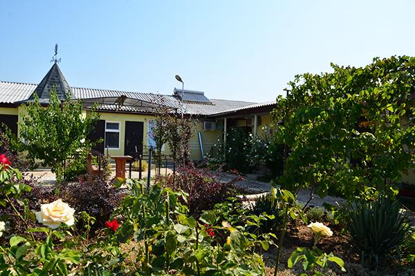 Гостевой дом Бумеранг,Территория