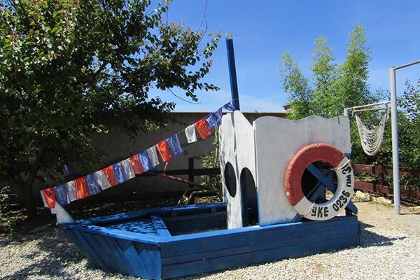 Гостевой дом Бумеранг,Территория. Детская площадка