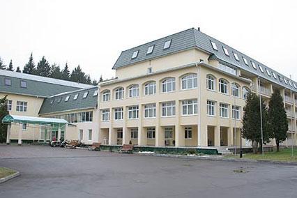 Отель Атлас Парк-Отель,Внешний вид