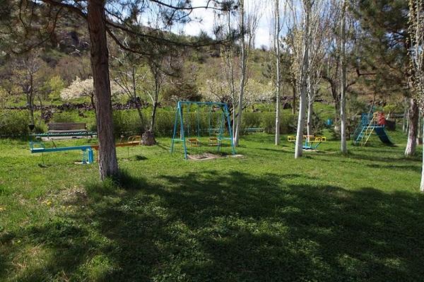 Санаторий Арзни,Детская площадка