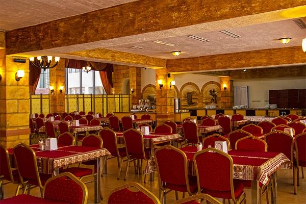 Санаторий Арзни,Ресторан