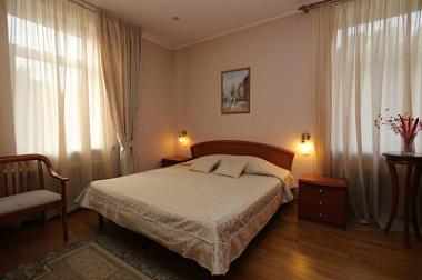 2 комнатный 4 местный (отель)