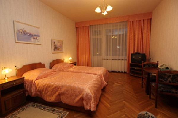 1 комнатный 2 местный стандарт( пансионат)