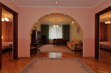 3 комнатный 4 местный люкс (пансионат)