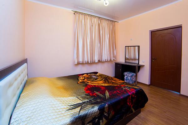 Отель Илиос, отель,3-местный 2-комнатный номер
