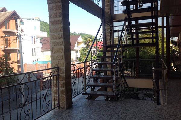 Отель Илиос, отель,Общий вид