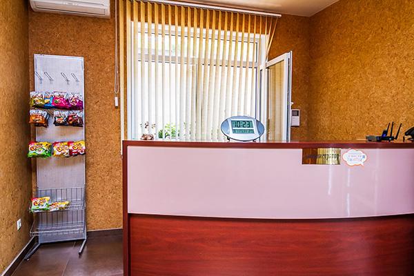 Отель Марика,Ресепшн
