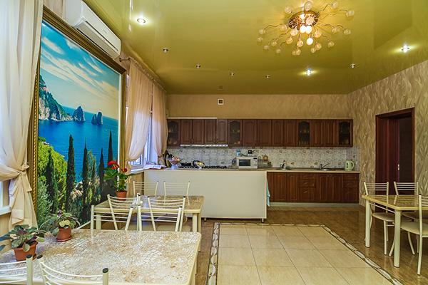 Отель Марика,Столовая