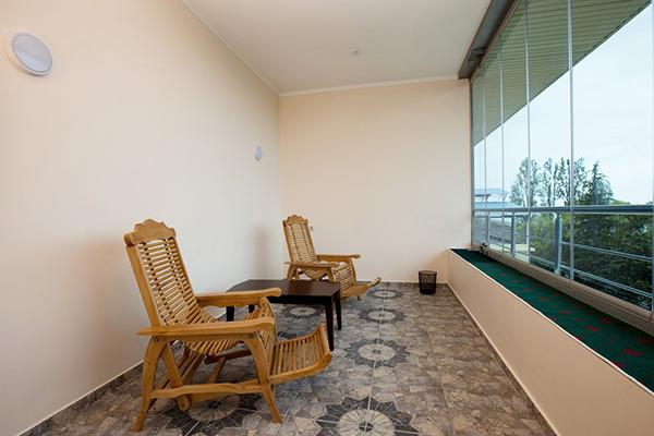 Отель Велнес Парк отель Гагра (Wellness Park Hotel Gagra),2-местный 2-комнатный VIP