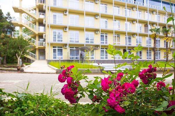 Отель Велнес Парк отель Гагра (Wellness Park Hotel Gagra),Общий вид