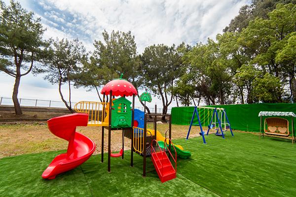 Отель Велнес Парк отель Гагра (Wellness Park Hotel Gagra),Детская площадка
