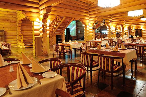 Эко-курорт Марьин остров,Звенящий кедр