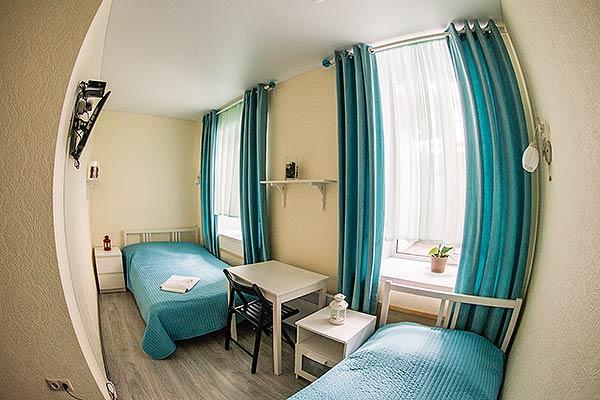 Отель Старая Москва,Стандарт 2-местный (корпус №2)
