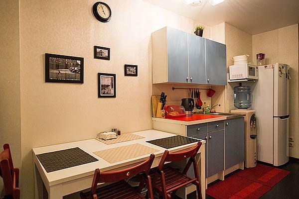 Отель Старая Москва,Кухня (корпус №2)